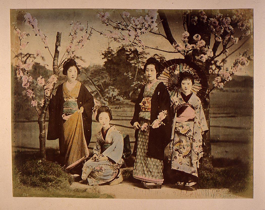 Tatuajes de bellas geishas y mujeres japonesas - ACCUEIL