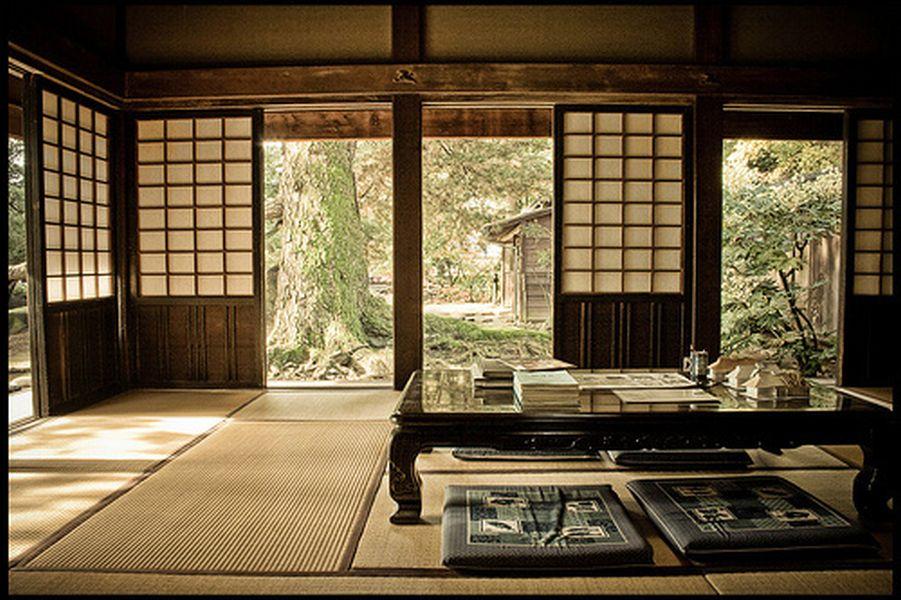 Casa giapponese tradizionale la varie parti for Japanese dream house